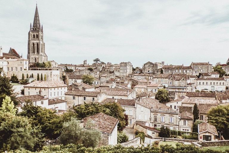 Village de Saint-Émilion